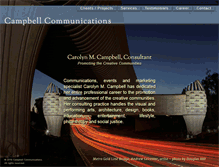Tablet Preview of campbellcomm.biz